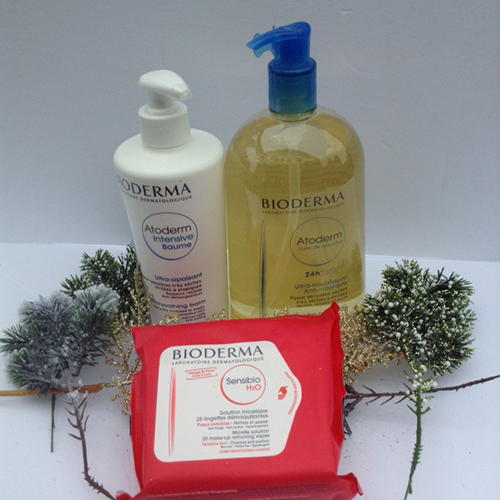 Bioderma NEW Atoderm Intensive Balm and Atoderm Shower Oil ~ #Review #Giveaway