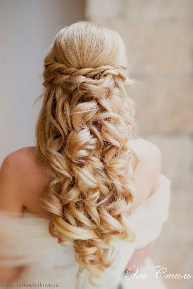 Beautiful Bridal Hairstyles For Blonde Hair Beauty And The