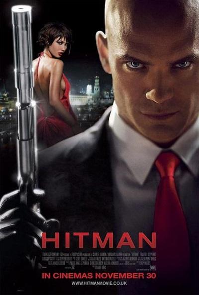 Hitman DVDRip Español Latino Película Acción