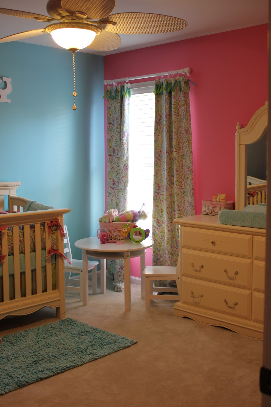 My Creative Side Kailey S Nursery Is Done