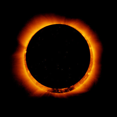 A solar eclipse (creative commons)