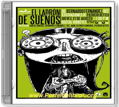 Ladrones de Sueños – César Augusto Fernández [ AudioLibro ]