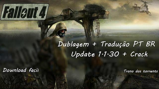 [ Jogo ]  Fallout 4 - Atualizado [PC] Torrent 2016 , Trono dos torrent , Baixar jogos, Download de games em torrent