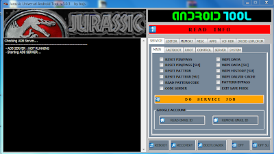Jurassic Android Tool Version V5.0.3 Full Free Download