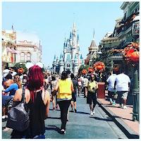 ariverofroses - disney itinerary - walt disney world orlando florida - instagram