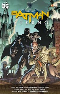 BATMAN Eterno: Integral Vol 1