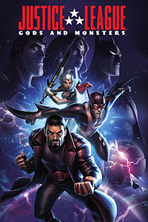 Liga Dreptatii Zei si monstrii Justice League Gods and Monsters 2015 Desene Animate Online Dublate si Subtitrate in Limba Romana HD