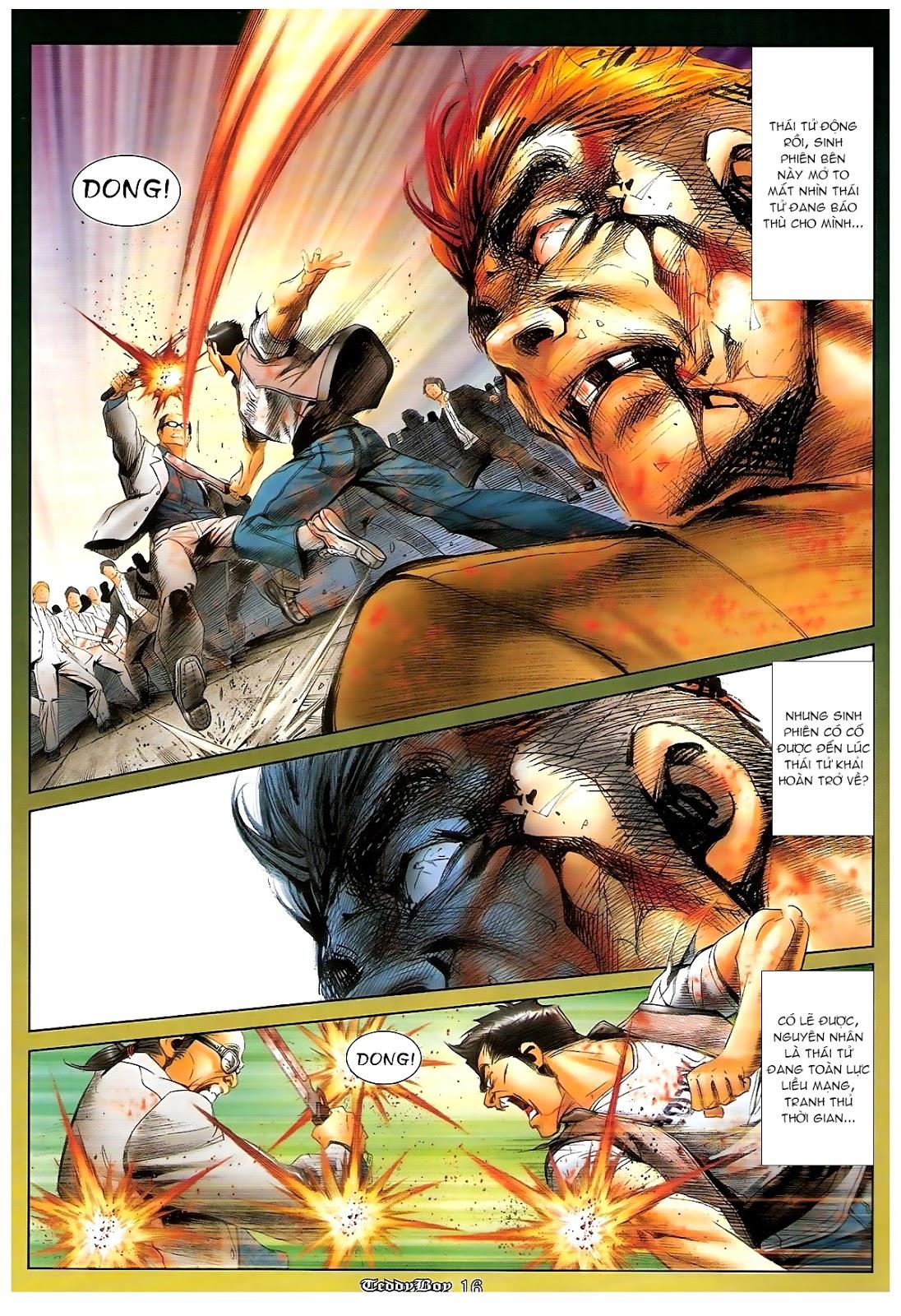 Người Trong Giang Hồ - Chapter 1230: Người thứ tư lên đường - Pic 13