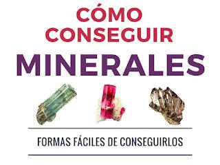 Como conseguir minerales - formas faciles de conseguirlos - foro de minerales