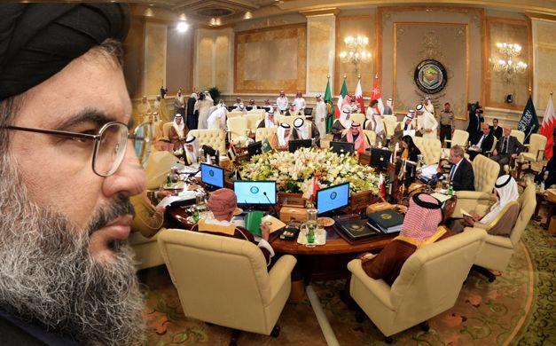 الخيج يوجه ضربة جديدة لحزب الله  شاهد ماذا أعلن  مجلس التعاون الخليجي