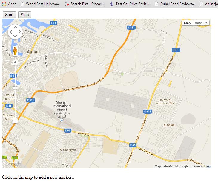 GOOGLE MAPS with ASP NET | Codename 20 Blog