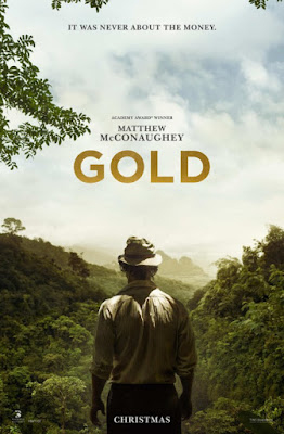 Movie Review: Gold, Matthew McConaughey