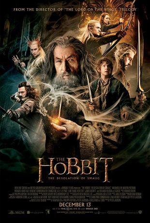 The Hobbit: The Desolation of Smaug 2013 BRRip 720p Dual Audio In Hindi English
