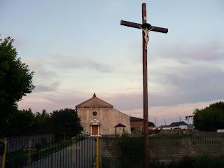 Лунинец. Ул. Железнодорожная. Церковь св. Иосифа. 1931 г.