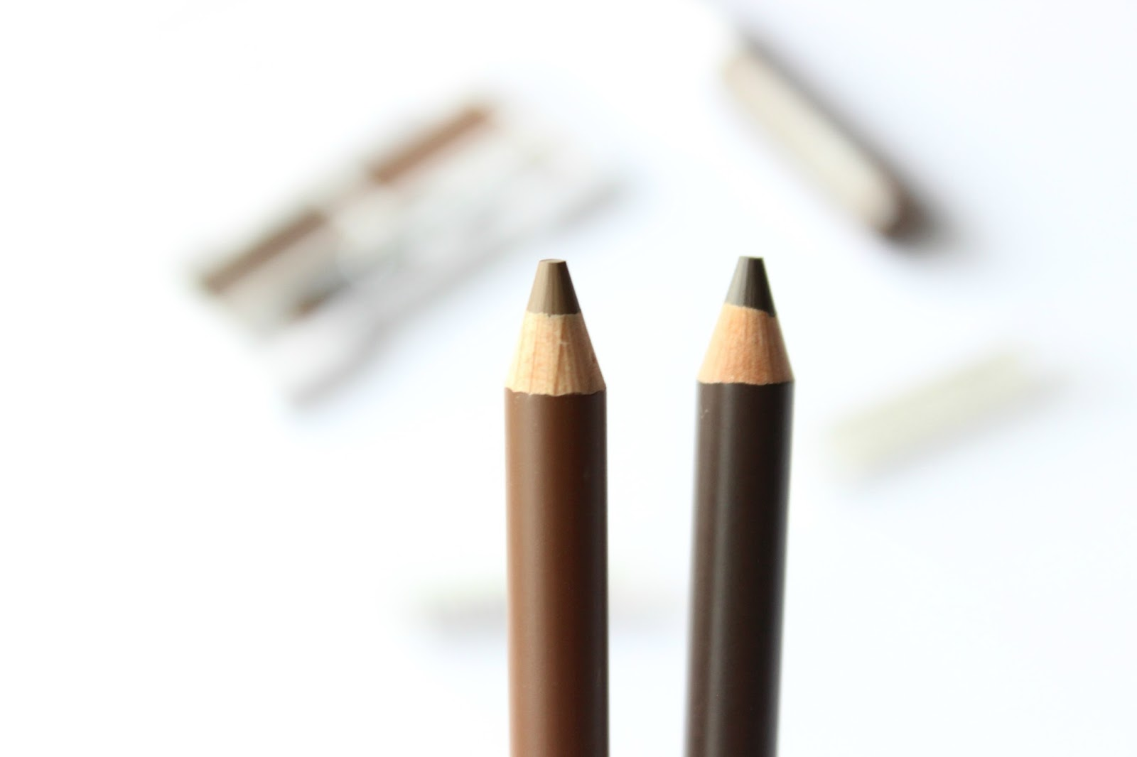 Natural Collection Double Ended Brow Pencils