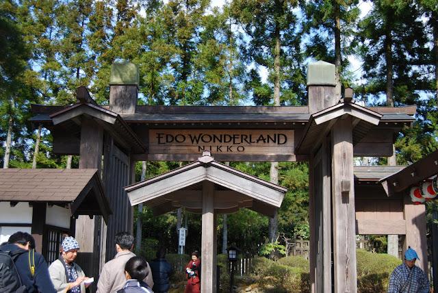 Edo Wonderland, Theme Park Menarik untuk Merasakan Zaman Edo