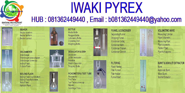 IWAKI GLASS INDONESIA , JUAL GLASS IWAKI PYREX , PERALATAN GELAS ...