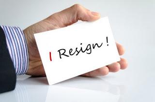 Contoh Surat Pengunduran Diri (Resign) Yang Baik & Benar