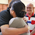 President Duterte Meets Kian's Parents, Vows Them Of Justice