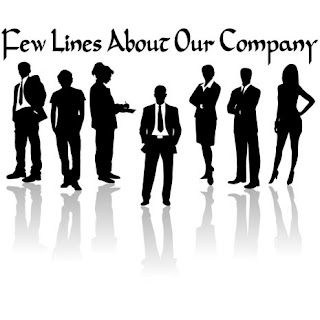 Few Lines About Our Company