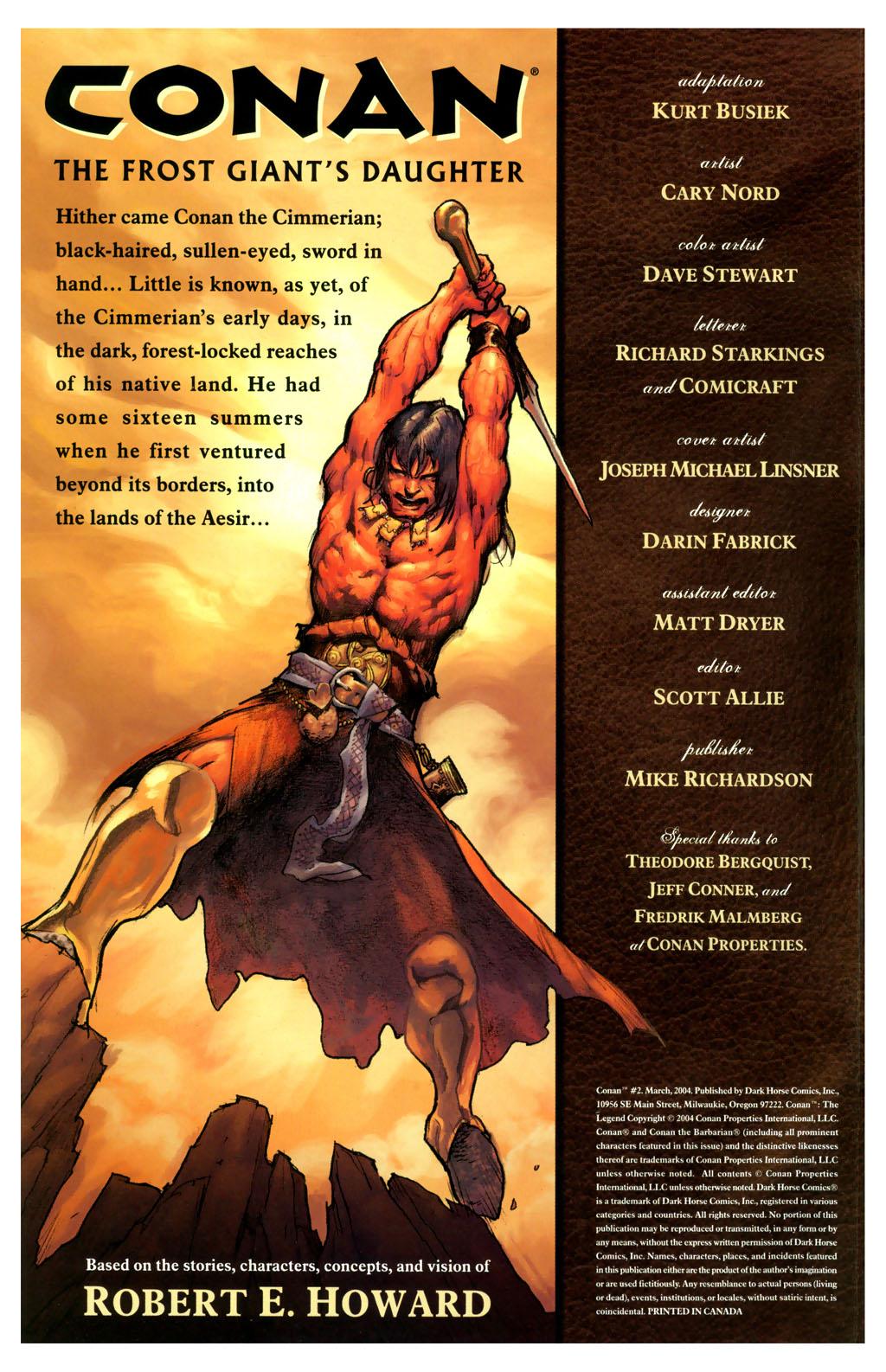 Conan (2003) 2 Page 2