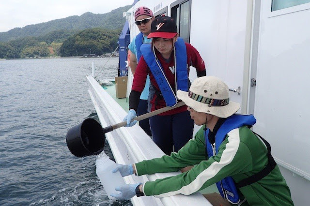 DNA analysis of seawater detects 80% of fish species in just one day