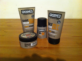 Groomed Products from Asda