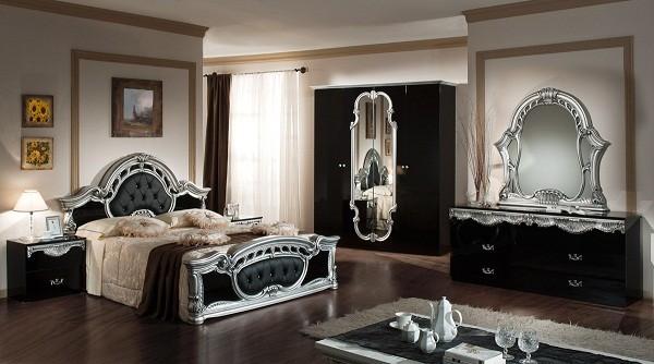 italian black lacquer bedroom furniture - Furniture Design ...