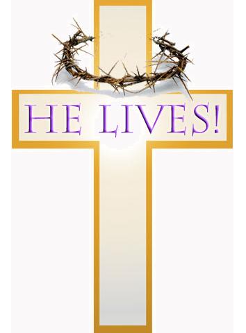 Tidbits &Table Talk: Easter Reflections: He Lives