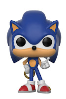 Pop! Games: Sonic with Ring