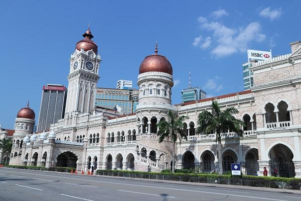 Ke Dataran Merdeka Dari Masjid Jameek Traveling Kuala Lumpur