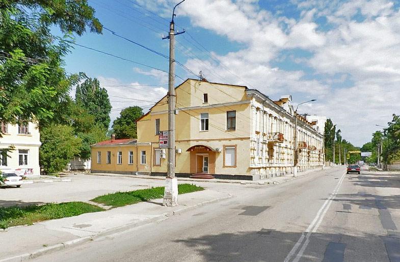Стоматологическая поликлиника Ave Dent в Симферополе