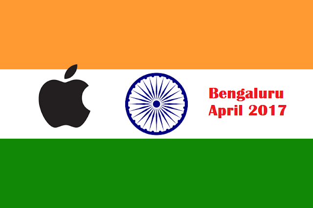 Apple plans to make iPhones in India at Bengaluru by April 2017. Wistron, a Taiwanese OEM maker for Apple, is setting up a facility in Peenya, the city's industrial hub, to manufacture the iPhones and will start production from next April 2017