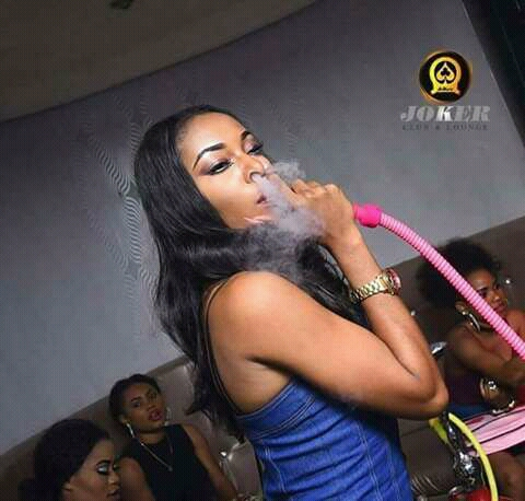 Don't marry a woman that smokes - Simeon Ernest