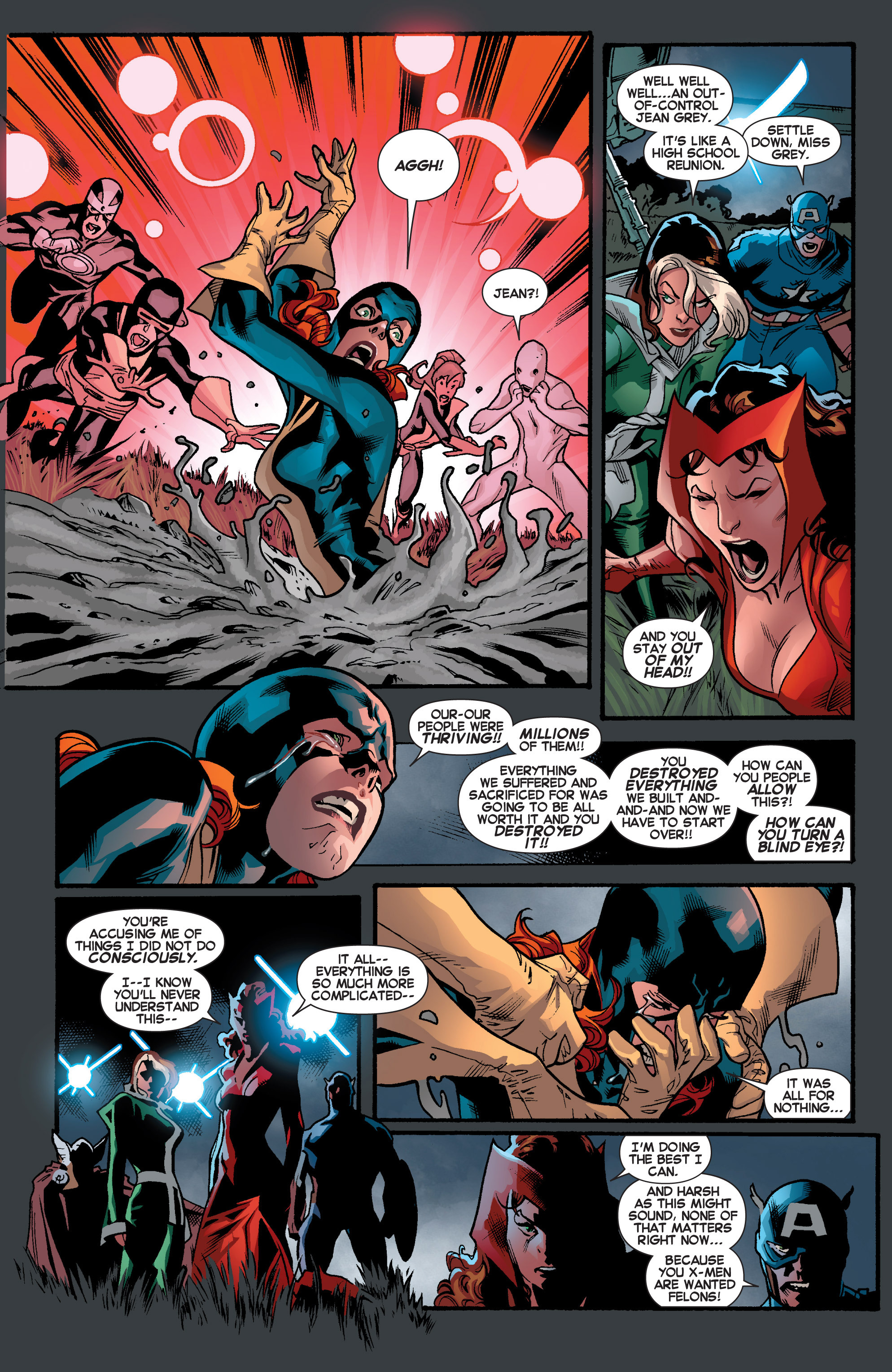 Read online All-New X-Men (2013) comic -  Issue # _Special - Out Of Their Depth - 35