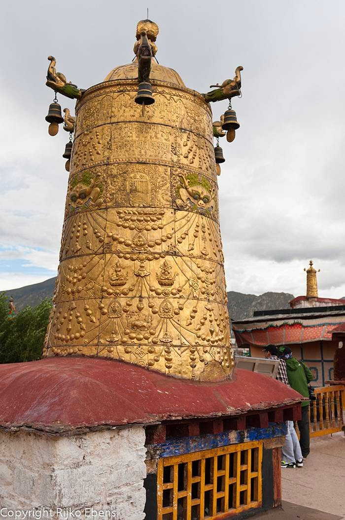The Jokhang Temple Lhasa — Tibet¸ China