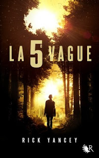 « La 5e vague » de Rick Yancey