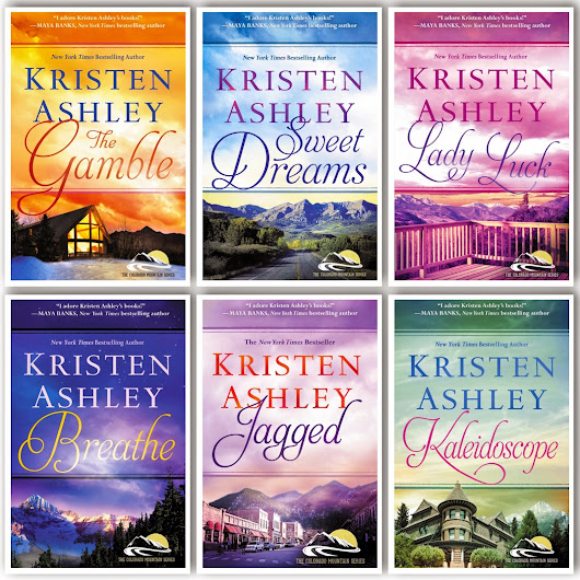 Review: The Colorado Mountain Series by Kristen Ashley