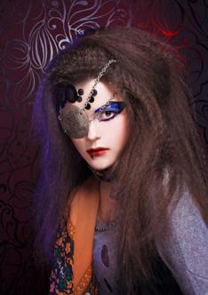 Halloween maquillaje pirata SEXY