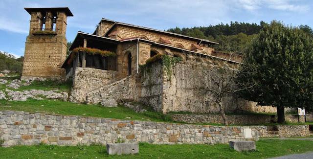 Ermita de Santa Lucia, en Alava