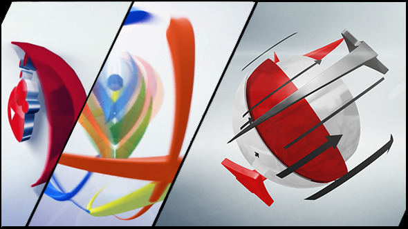 corporate sphere logo videohive – free download after effects, Powerpoint templates