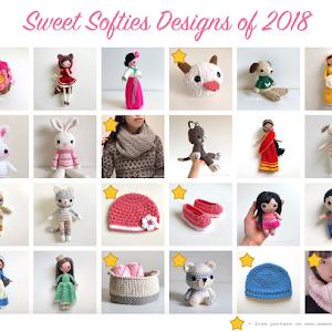Top 50 Amigurumi Blogs! - Sweet Softies | Amigurumi and Crochet