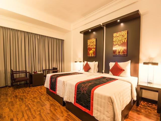 Best Hotel Room in Siem Reap