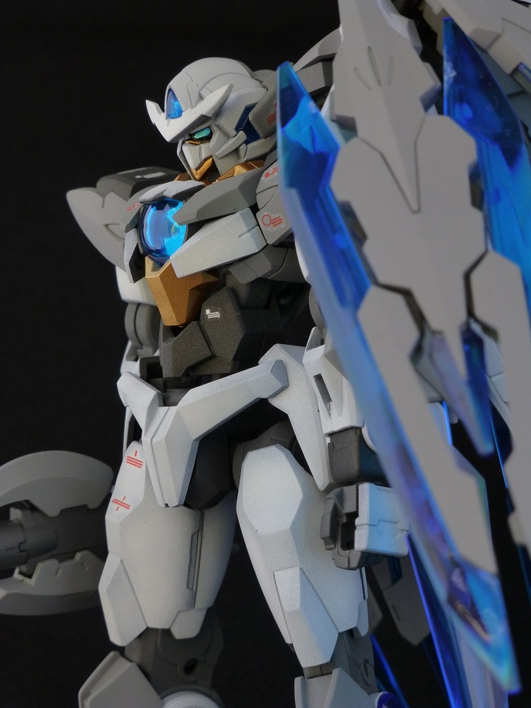 Custom Build: HGBF 1/144 00 Shia Quanta Stein