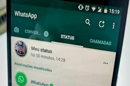 Cara Mudah Download Video di Status WhatsApp Story Terbaru
