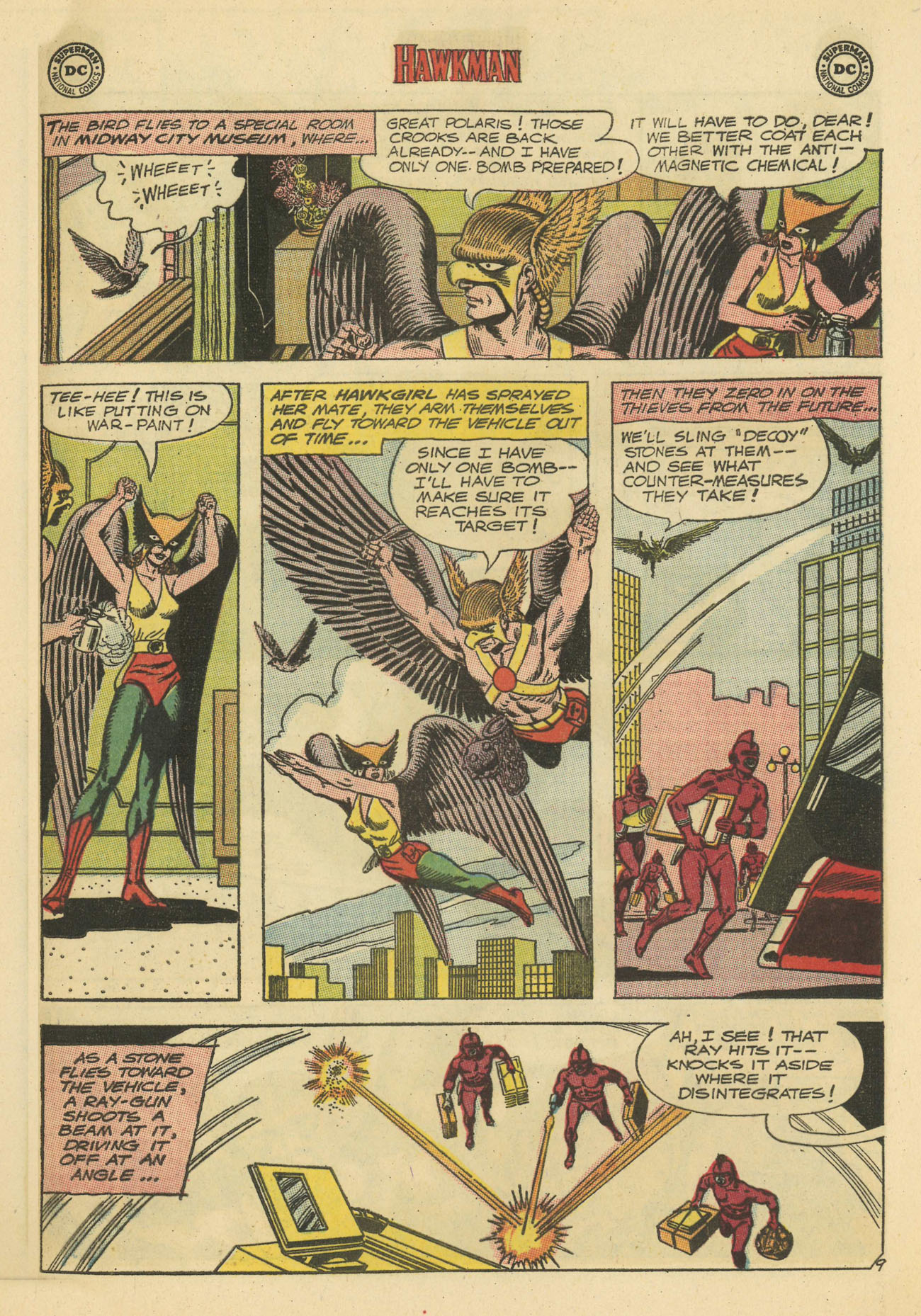 Hawkman (1964) issue 4 - Page 29