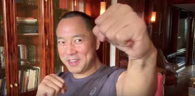 郭文贵文字版:金正恩为什么直接回朝鲜为什么要枪毙,偷拍金正恩视频的······2019年3月3日
