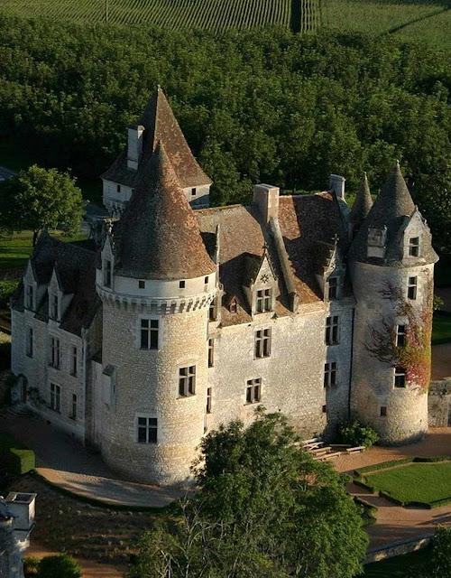 Les Milandes, França