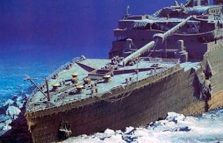 harta karun di kapal