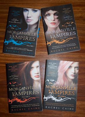 Los Vampiros de Morganville